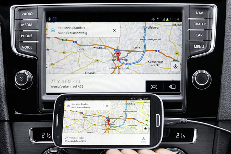 autoradio high tech avec gps