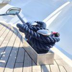 Cordage bateau pour l'optimisation du confort à bord