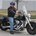 Cours de moto chez Stéphane
